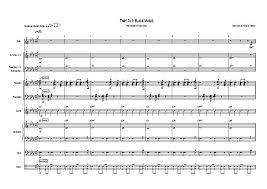 That Old Black Magic Frank Sinatra Big Band Arrangement