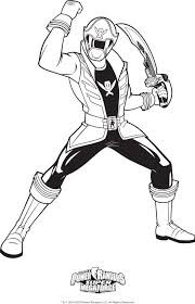 Coloring Pages Photo Power Rangers Coloring Pictures Images Power