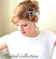Hairstyle Brides 23 perfect short hairstyles for weddings bride hairstyle designs 5148 by stevesalt.us
