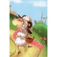 Sách - Vườn Cổ Tích - Sói Xám Và Bảy Chú Cừu chính hãng 10,450đ