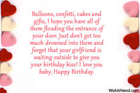 Beautiful Birthday Quotes For Him Best Of Birthday Wishes For Boyfriend