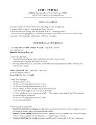 Revised Resume