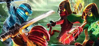Lego Ninjago: Meister des Spinjitzu Staffel 5 - Stream