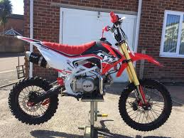 brand new in boxes cw 140 pit bikes in portsmouth hampshire