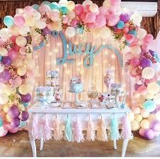 pinterest diy balloon decorations birthday party decoration ideas