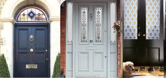winchester decorative glass front door