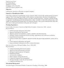 Resume Sample For Secretary Executive Secretary Sample Resume Secretary Resume Sample Sample