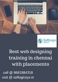 Web Designing Training In Chennai Softlogic Systems In Chennai Offers You The Best Web