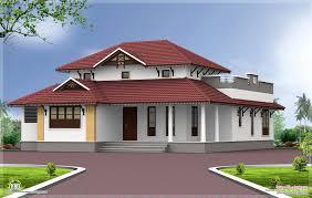 one story exterior house design. Single Storey Home Exterior In 1650 Kerala For House Design One Floor Story E