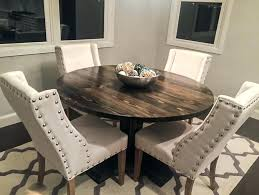 dining room tables round with leaf fabulous round table white round pedestal table projects pedestal round