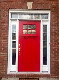 Double Doors Sherwin Williams Positive Red Perfect Front Door Color Pinterest Sherwin Williams Positive Red Perfect Front Door Color Home Ideas