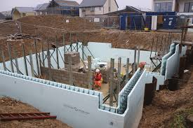 icf basement ground floor structure