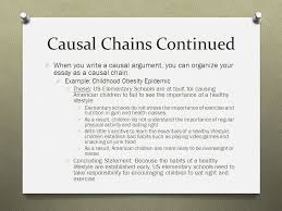 chapter causal arguments eng composition i ppt  10 causal