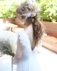 ポニーテール Dressyドレシーウェディングドレスの人気ブランド