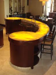 Kitchen Bar Top Fetching Modern Bar Counter Designs For Home Design With Dark