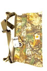 carhartt camouflage print tool belt