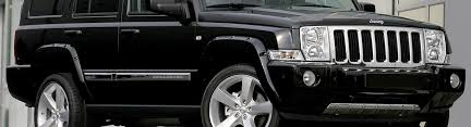 jeep commander accessories parts