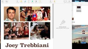 making a yearbook page on apple pages