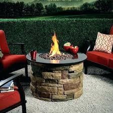 target outdoor gas fire column