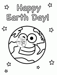 Small Picture Earth Day Globe Coloring Page coloring page