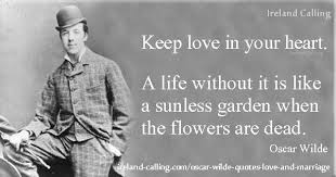 oscar wilde es on love and marriage