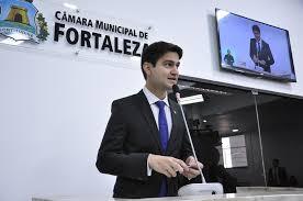 Pedro Matos assume mandato na CMFor « Câmara Municipal de Fortaleza