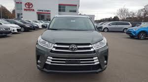 New 2018 Toyota Highlander XLE Sport Utility in Boston #20569 ...
