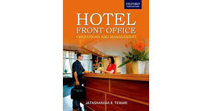 Front Office Designs Beauteous Hotel Front Office Operations And Management By JR Tewari