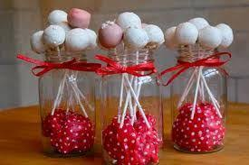 Cake Pop Displays Mason Jars Are Good For Gift Giving Parties