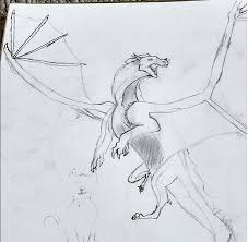 sunny from wings of fire drawing by book leki