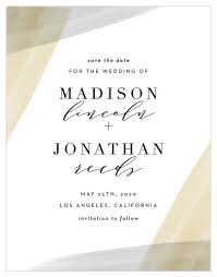 Save The Date Postcards Match Your Colors Style Free