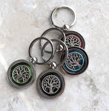Tree Of Life Keychain Wedding Party Groomsmen Gift Celtic