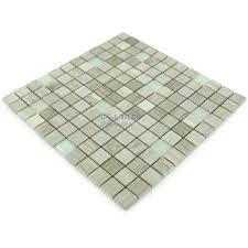 distinctive glass marble mosaic 11 3 4 x 11 3 4