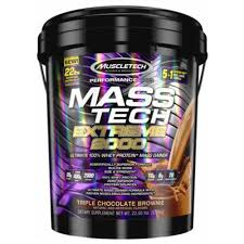 2000 Healthkart Triple Mass Chocolate 22 Tech Extreme Muscletech Brownie Online Lb