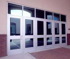 commercial glass repair replacement