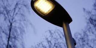 Heller Und Sparsamer: Straßenbeleuchtung Mit LED. Hannover