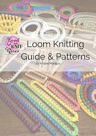 Loom Knit Patterns Interesting Ravelry Loom Knitting Guide Patterns 48nd Edition Patterns