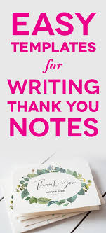 thank you one word or two easy wedding thank you card wording templates a practical wedding