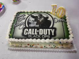 Call of Duty Cake COD by Nicola Cooper via Behance