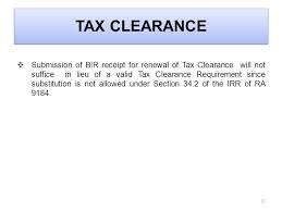 Brilliant Ideas Of Sample Request Letter For Tax Clearance