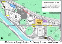 Parking Aami Park