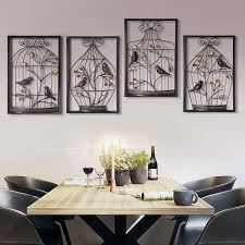 Add the unique décor to the walls of desma group, inc bird cage wood wall plaque. Chinese Wrought Iron Wall Decoration Creative Bird Cage Wall Hanging Living Room Tv Background Wall Decoration Craft Pendant Special Offer 5510 Cicig