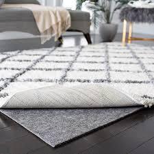 safavieh durapad non slip carpet rug pad 8 x 10