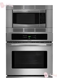 oven microwave combo inside frigidaire 27 inch 3 piece stainless steel wall plan 17