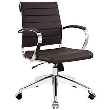 comfort office chair. this is a mid back office chair that can offer comfort whilst being easy to keep clean. the vinyl material long lasting and wipes clean so you r