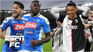 Napoli win the coppa italia for the sixth time, after 1962, 1976, 1987, 2012 and 2014. Will Juventus Cristiano Ronaldo Struggle Vs Napoli In The Coppa Italia Final Espn Fc Youtube