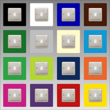 Image of: decorative light switches style