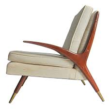 mid century modern inspired furniture. midcentury modern chair in the style of franco albini mid century inspired furniture