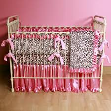 unbelievable leopard print crib bedding white bed image of cheetah sets ideas and concept cheetah print