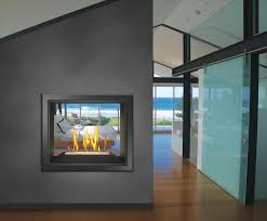 contemporary modern gas fireplace insert stand alone gas fireplaces gorgeous insert double sided fireplace modern style